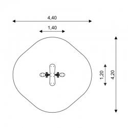 Spyruokliukas SP0613-1