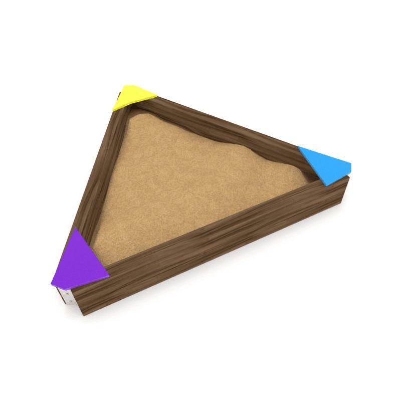 Medinė smėlio dėžė SLWD1429