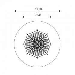 Laipiojimo tinklas C0419-1