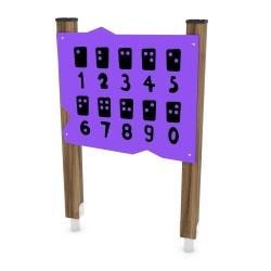 Edukacinė žaidimų lenta WD1563