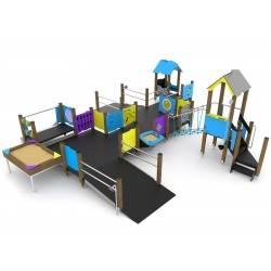 Žaidimų kompleksas WD1506