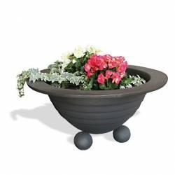 Ketaus gėlių vazonas HL...
