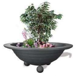 Ketaus gėlių vazonas HL Jara 1350