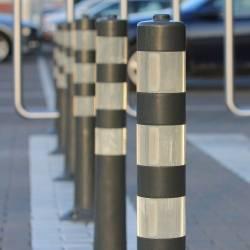 Lankstūs plastikiniai stulpeliai LT706 Traffic