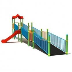 Vaikų žaidimų aikštelė neįgaliesiems NZA500