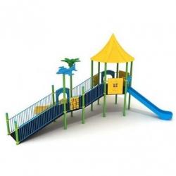 Vaikų žaidimų aikštelė neįgaliesiems NZA501