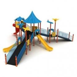 Vaikų žaidimų aikštelė neįgaliesiems NZA502