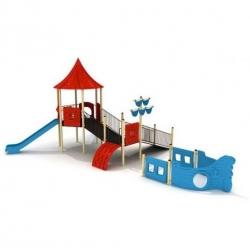 Vaikų žaidimų aikštelė neįgaliesiems NZA503