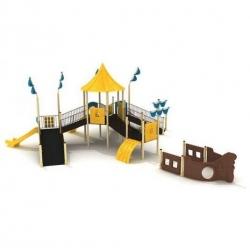 Vaikų žaidimų aikštelė neįgaliesiems NZA504