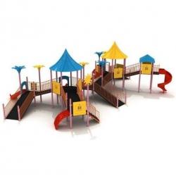 Vaikų žaidimų aikštelė neįgaliesiems NZA505
