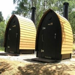 """""""Sausas"""" lauko viešasis tualetas, kabina KL1"""