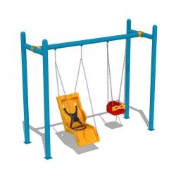 Sūpynės pritaikytos vaikams su judėjimo negalia PK1505