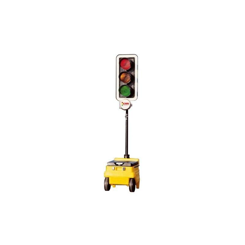 Mobilus laikinų šviesoforų komplektas LZA 500