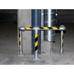 Sienų ir kolonų apsaugų sistema