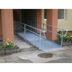 Turėklų neįgaliesiems sistema Kee Access