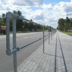 Cinkuoto plieno vamzdžių jungtys Kee Klamp