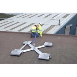 Kee Anchor - saugiam darbui ant stogų