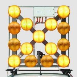 Šviečiančios LED rodyklės L15/S