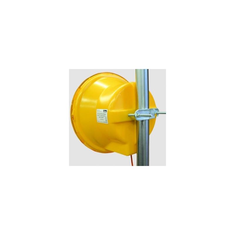 Įspėjamieji  LED žibintai Ø340mm L9H