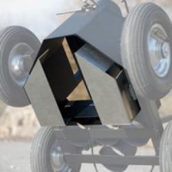 Vežimėlis ženklinimui Speedliner2 AIR