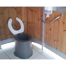 Viešasis lauko tualetas KAZUBA