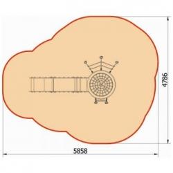 Čiuožyklėlė ML-11080