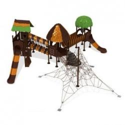 Multifunkcinė Vaikų Žaidimų Aikštelė PK-N-107