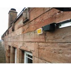 Saugos trosų sistema darbui ant stogų Kee Line