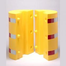 Kolonų ir kampų apsaugos iš plastiko