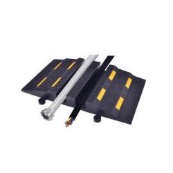 Guminė kabelių apsauga nuo transporto