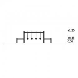 Balansinis Tiltelis DW-R1027