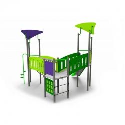 Vaikų Žaidimų Aikštelė DW-R1070