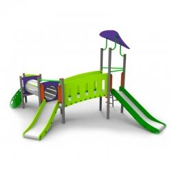 Žaidimų aikštelė vaikams iki 5 metų DW-R1591
