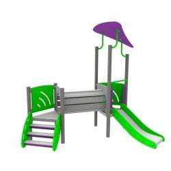 Žaidimų aikštelė vaikams iki 5 metų DW-R1593