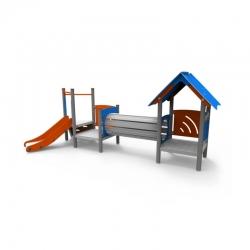 Žaidimų Įrenginys Vaikams iki 5 m. DW-R1570-AM