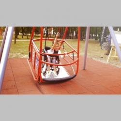 Sūpynės vaikams su judėjimo negalia IPS